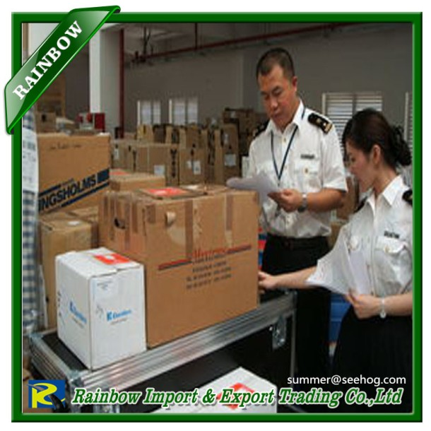 How long to do customs clearance for 500 g /bottle flowers